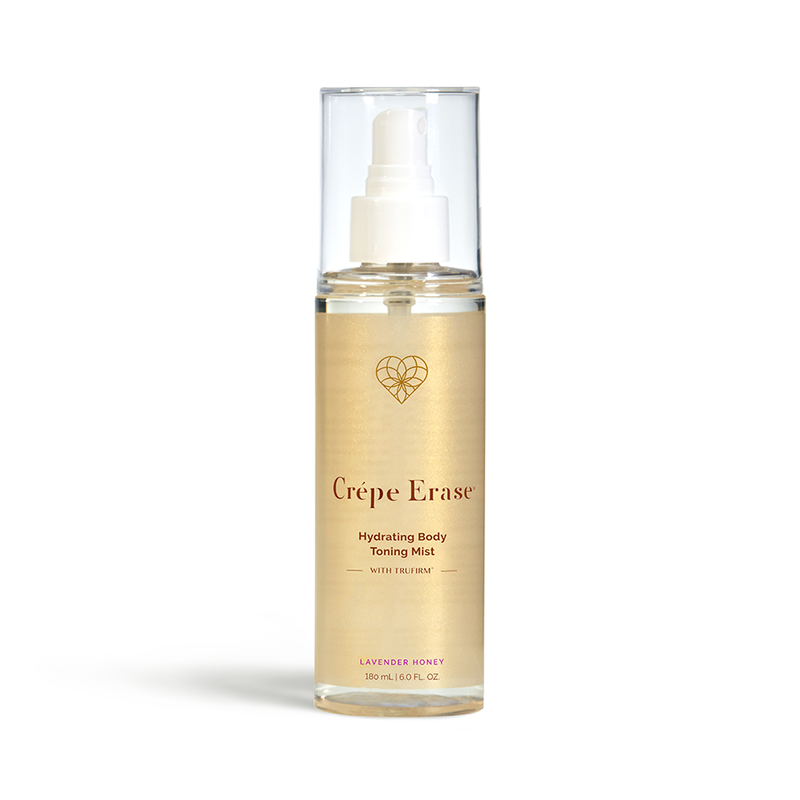 Hydrating Body Toning Mist - Lavender Honey, , pdp