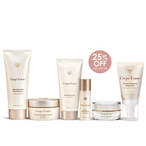 Advanced 6-Piece Body + Face System - Fragrance Free, , pdp