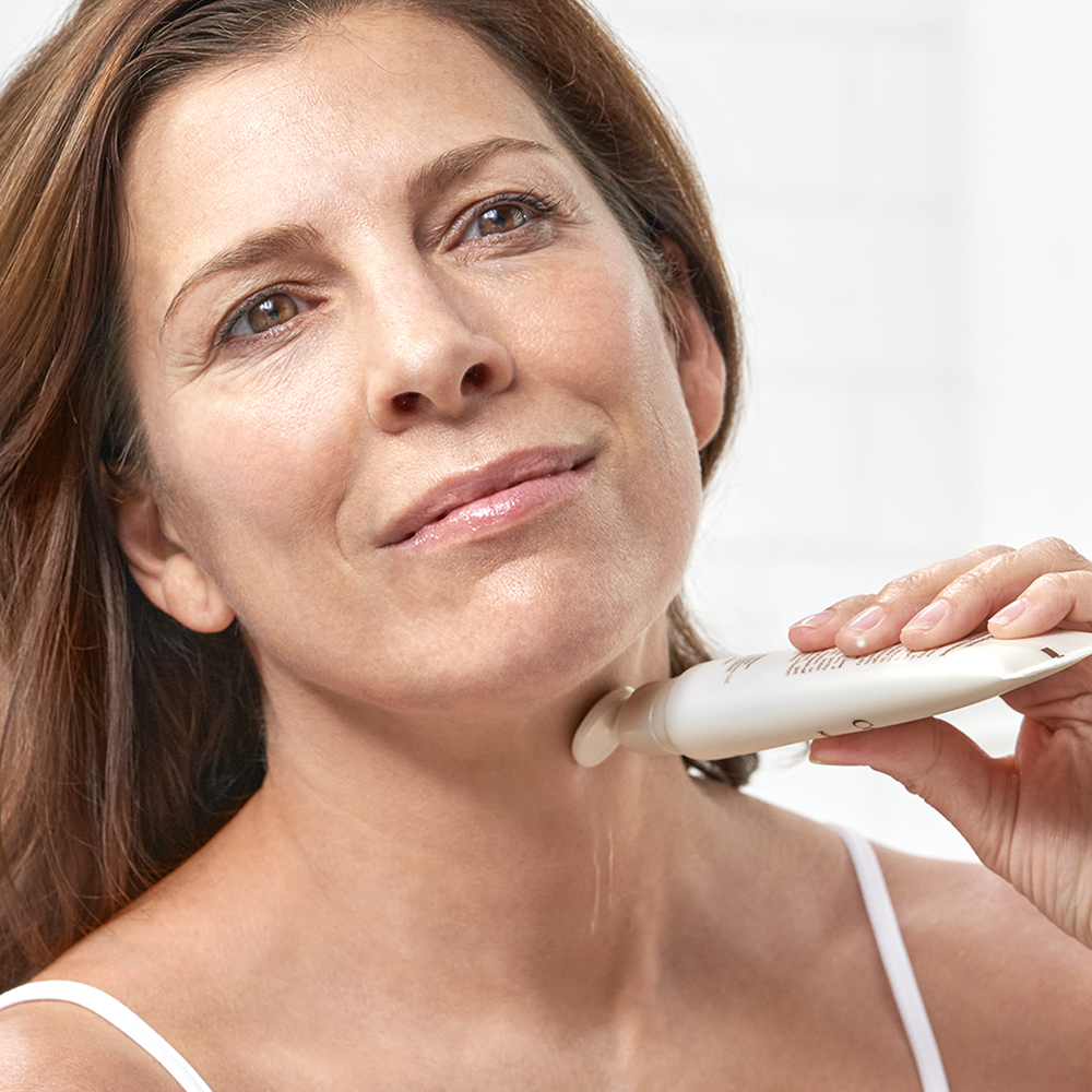 Lift & Smooth Neck Firming Treatment from Crepe Erase
