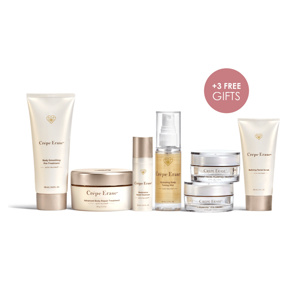 Advanced 7-Piece Deluxe Body + Face - Fragrance Free, , pdp