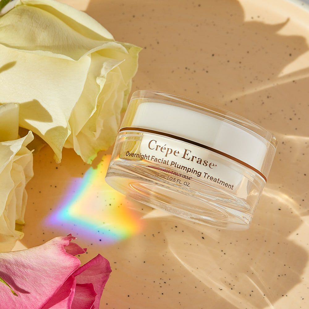 Overnight Facial Plumping Treatment from Crepe Erase