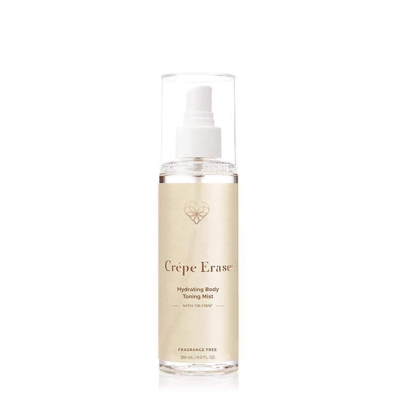 Hydrating Body Toning Mist - Fragrance Free, , pdp
