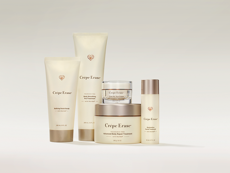 Advanced 5-Piece Body + Face System Full Size Fragrance Free, , main