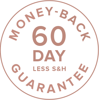 60Day Money-Back Gurantee